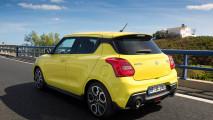 Test: Suzuki Swift Sport