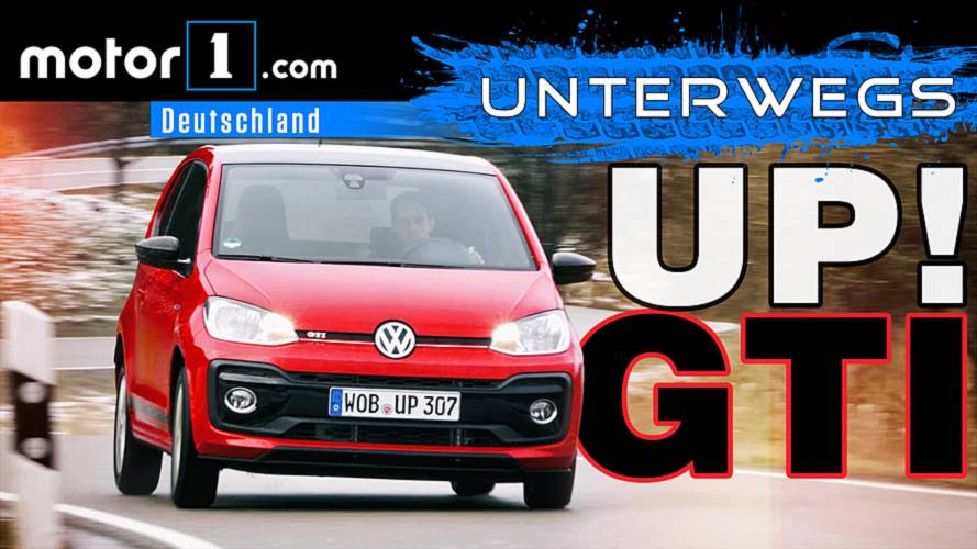Viel Spaß für wenig Geld?: VW UP GTI | UNTERWEGS mit Daniel Hohmeyer