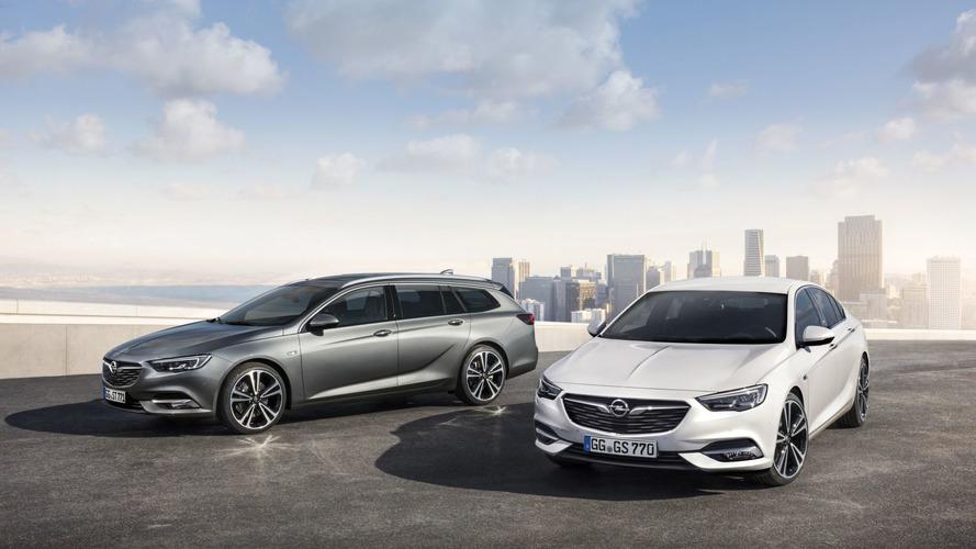La gama Opel Insignia 2019 estrena un motor de gasolina, con 200 CV