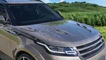 Mansory Modifiyeli Land Rover Range Rover Velar