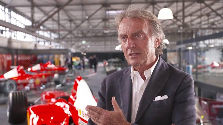 Ferrari, Montezemolo racconta Schumacher