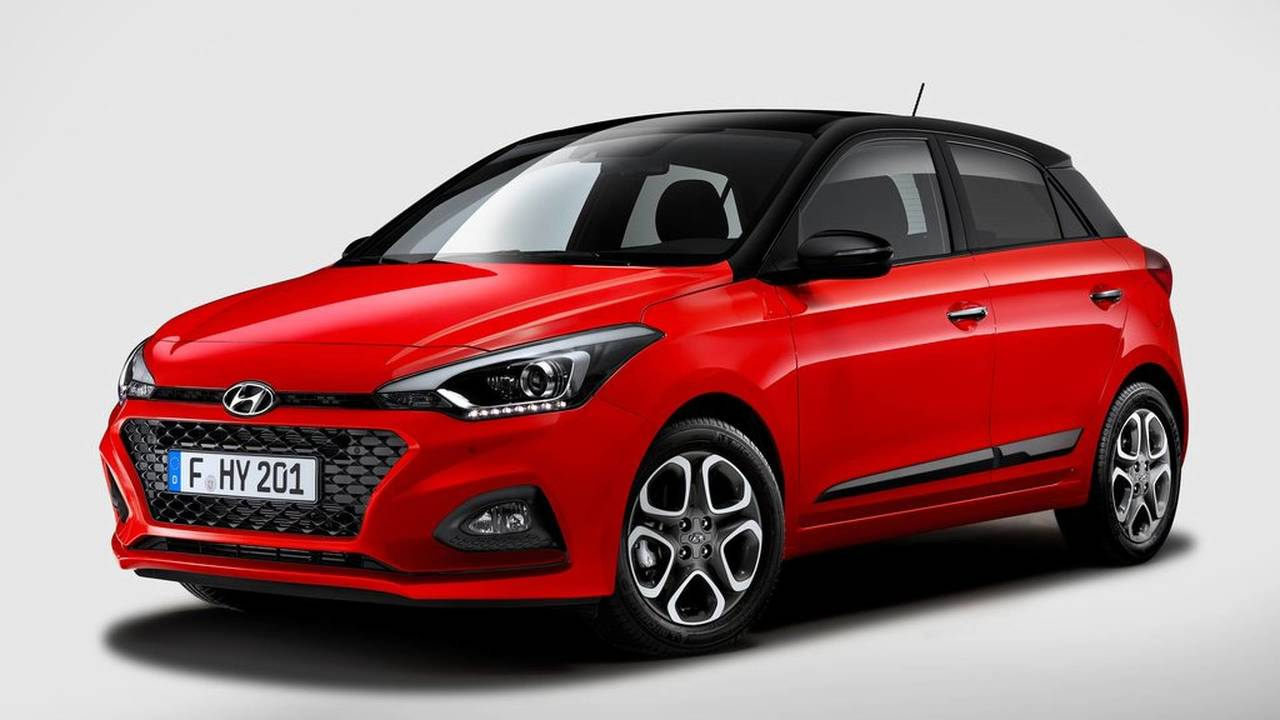 Hyundai I20 Reviews >> Hyundai i20 2019 | Motor1.com Photos