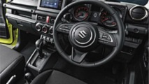 2018 Suzuki Jimny Resmi Fotoğraflar