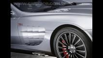 Mercedes-Benz SLR McLaren Roadster 722 S de 659 cv estará no Salão de Paris