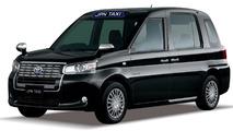 2015 Toyota JPN Taxi Concept