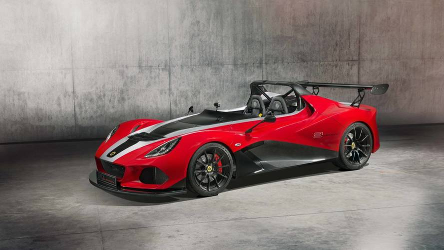 Lotus 3-Eleven 430 is a limited run swansong