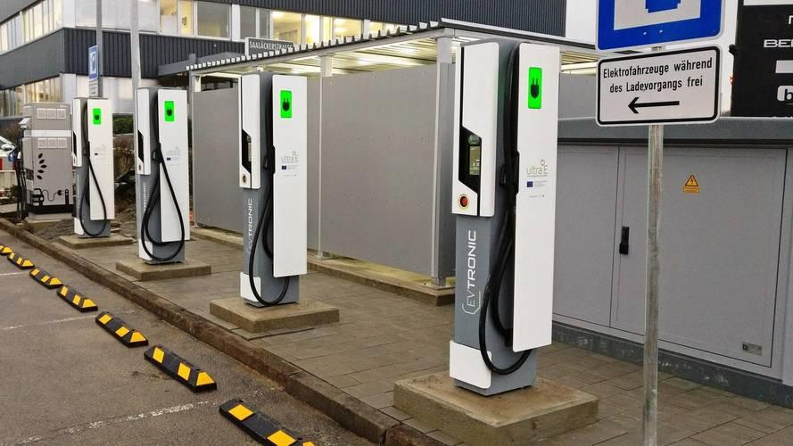 La première station de recharge ultrarapide entre en service !