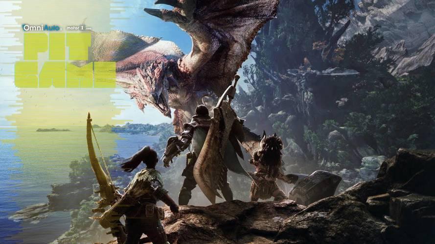 Monster Hunter: World da oggi è disponibile per PS4 e XboxOne
