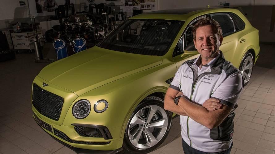 Bentley Bentayga pour Pikes Peak