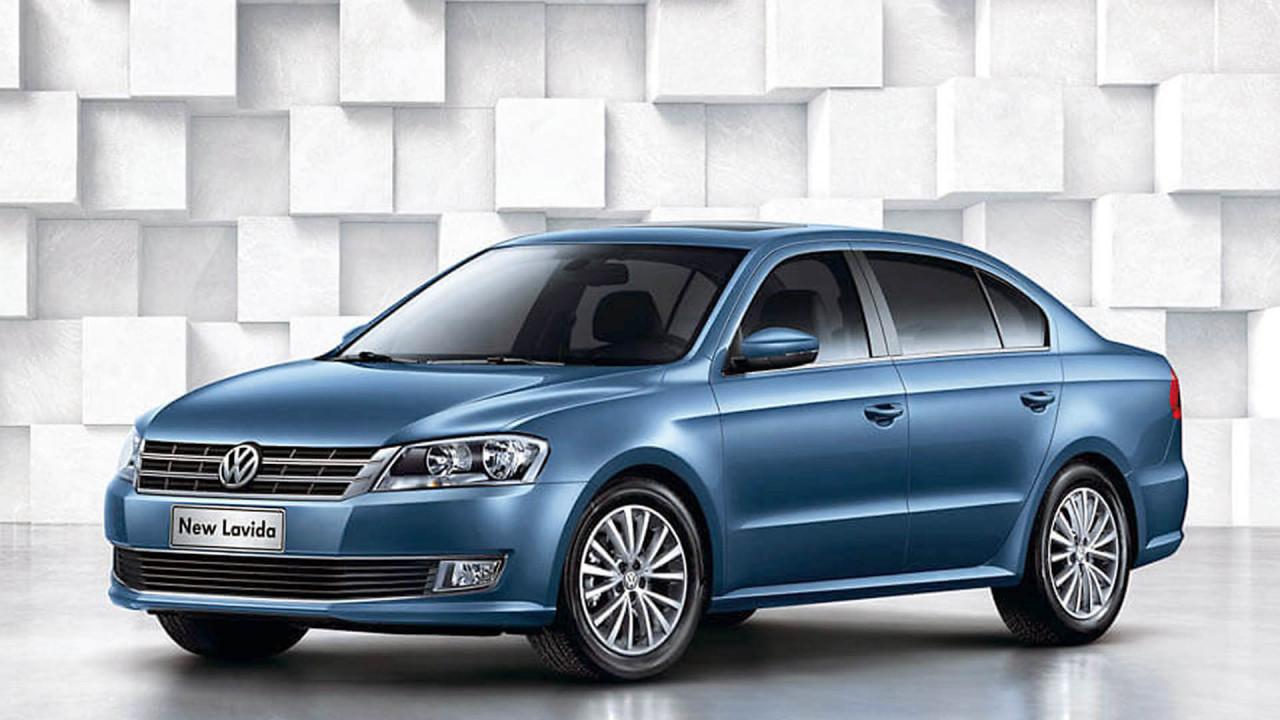 Meist verkaufter China-VW ist der Lavida