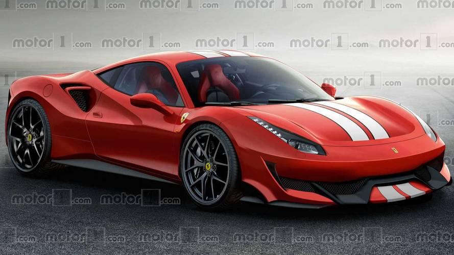 Az eddigi legjobb kép a Ferrari 488 GTO/Special Series-ről