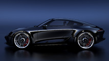 Sasha Selipanov'un Porsche 911 tasarım çalışması