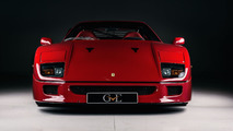 Eric Clapton Ferrari F40