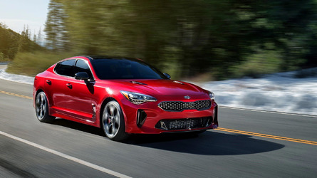 Kia Is Keen To Show SEMA-Bound Stinger Can Drift