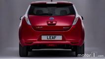 2018 Nissan Leaf vs 2014 Nissan Leaf