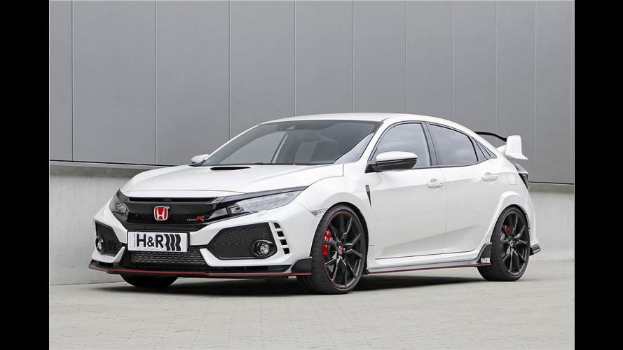 Power-Honda in Lauerstellung