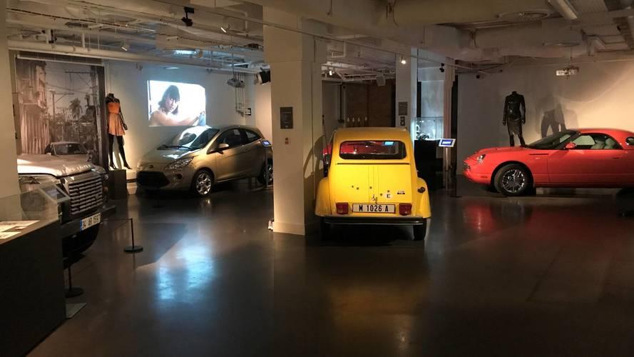 Les voitures des James Bond Girls à l'honneur à Londres