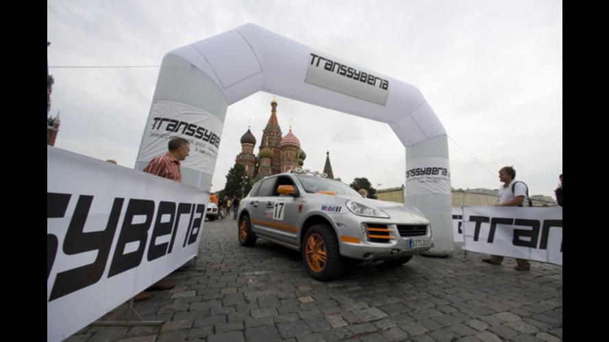 Si è conclusa la Transsyberia 2007