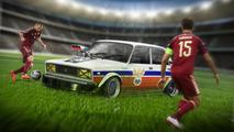 Euro 2016 teams get matching cars