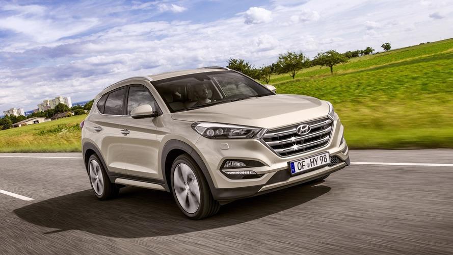 Hyundai Tucson gets new diesel & 7AT in Europe