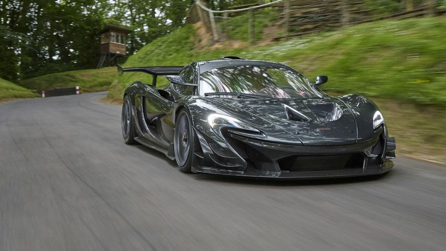 McLaren - La remplaçante de la P1 prévue pour 2018 ?