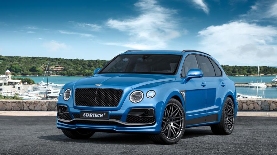 Le Bentley Bentayga revisité par Startech