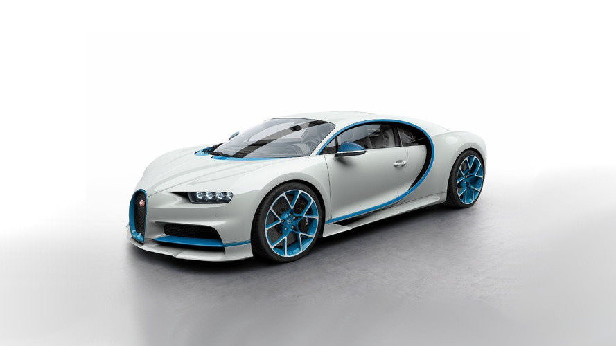 Buy This Bugatti Chiron For £3 Million, Wait A Year To Actually Get It