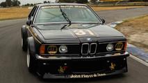 BMW 635 CSi Black Beauty