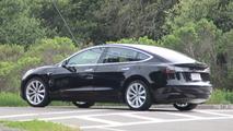 Tesla Model 3 Spy Photos