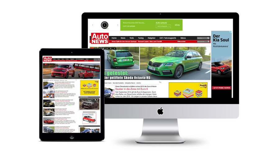 Motor1.com Accelerates European Strategy With The Acquisition Of Auto-News.de