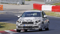 2019 BMW M140i spy photo