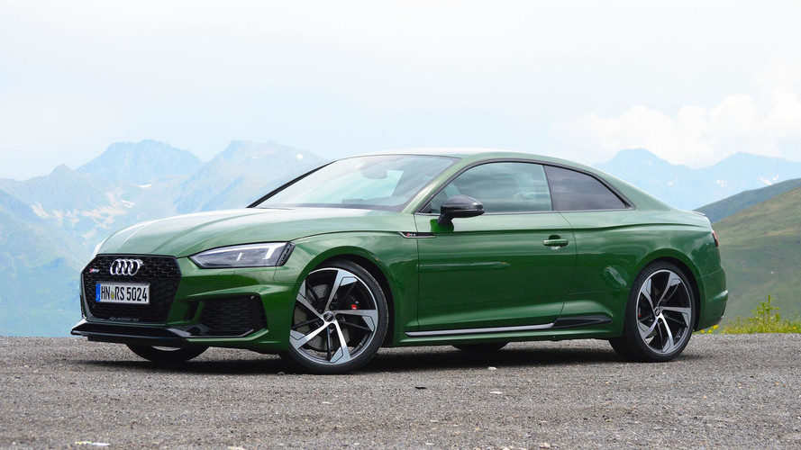 2018 Audi Rs5 Coupe First Drive Fast On Every Road