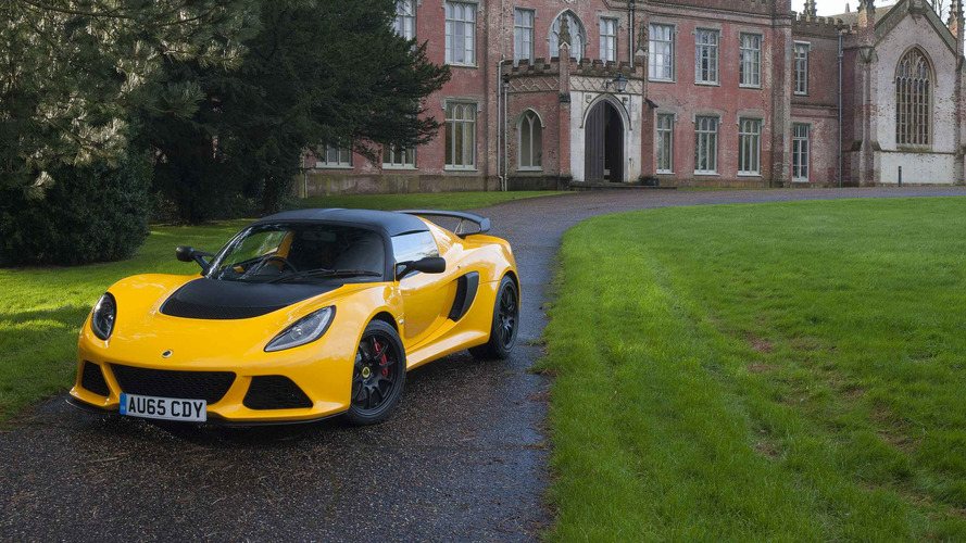 2017 Lotus Exige Review