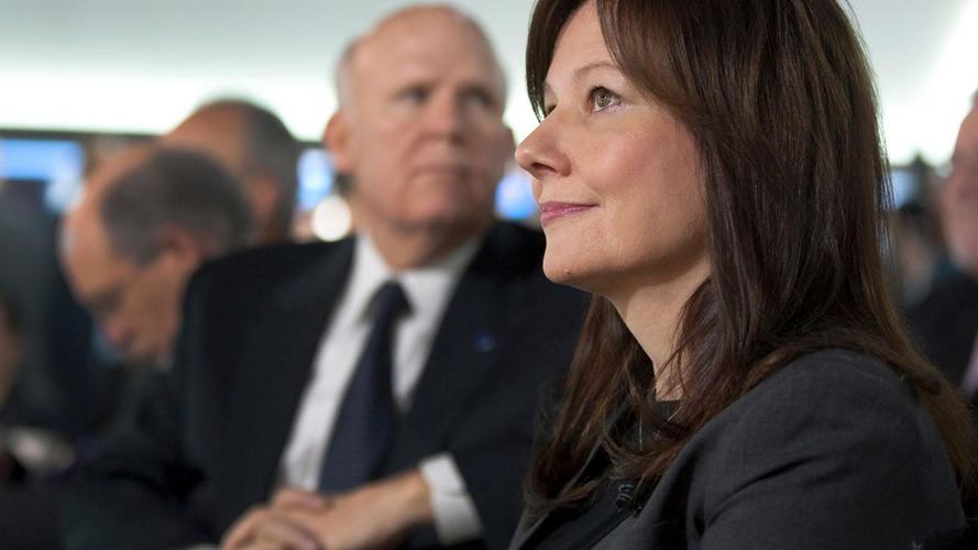 Mary Barra continues to break the glass ceiling, named GM Chairwoman