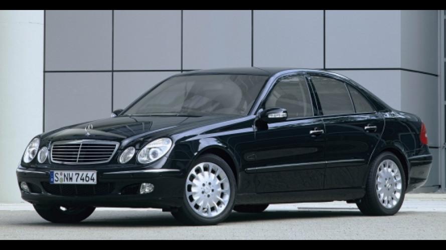 Mercedes Classe E e-Guard