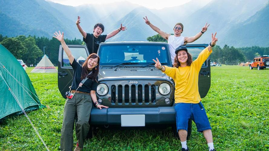 Jeep First American Brand To Crack The Japanese Market