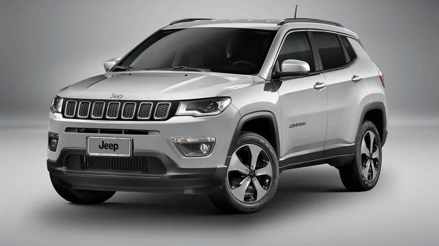 Vendas diretas em julho: Jeep coloca Compass e Renegade no top 5