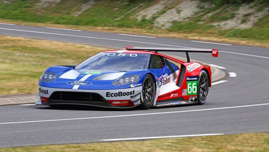 Ford Employees Can Spec A Rather Special Option On Their GT