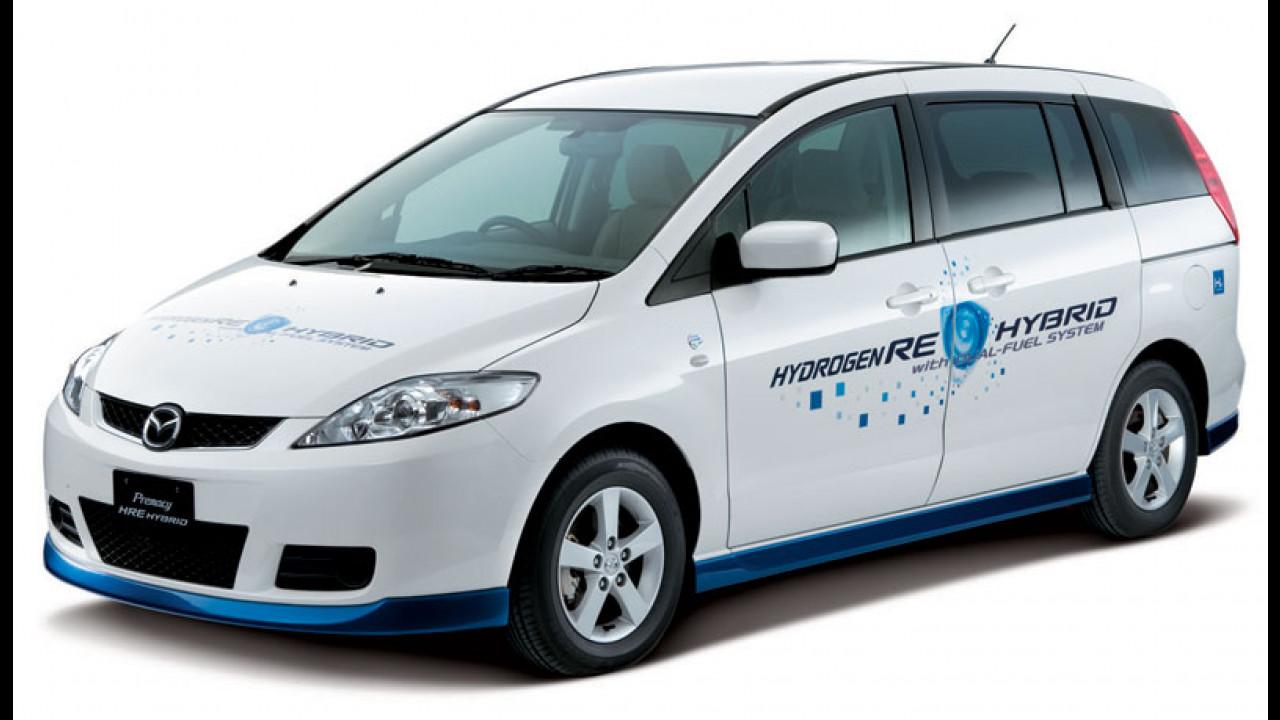 Mazda5 hydrogen