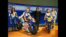 Nasce il Fiat Yamaha Team