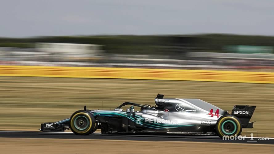 2018 Britanya GP: Hamilton yine pole pozisyonunda