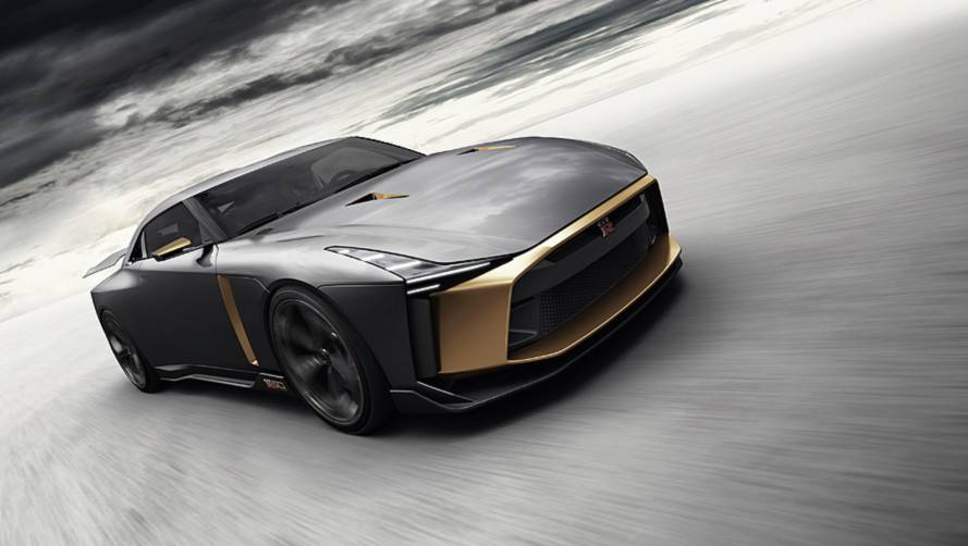 Nissan GT-R50 By Italdesign Production Considered At $1.05M A Pop