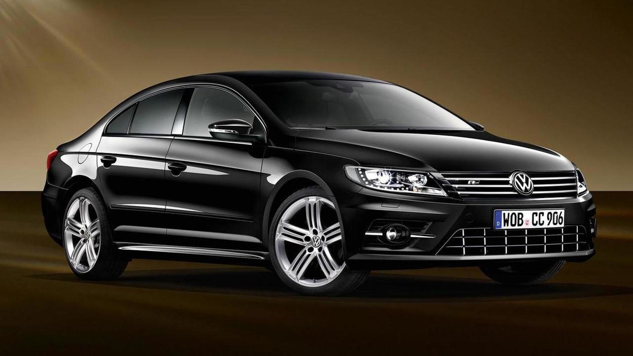 Volkswagen CC Dynamic Black