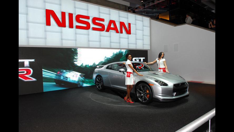 I prezzi della Nissan GT-R