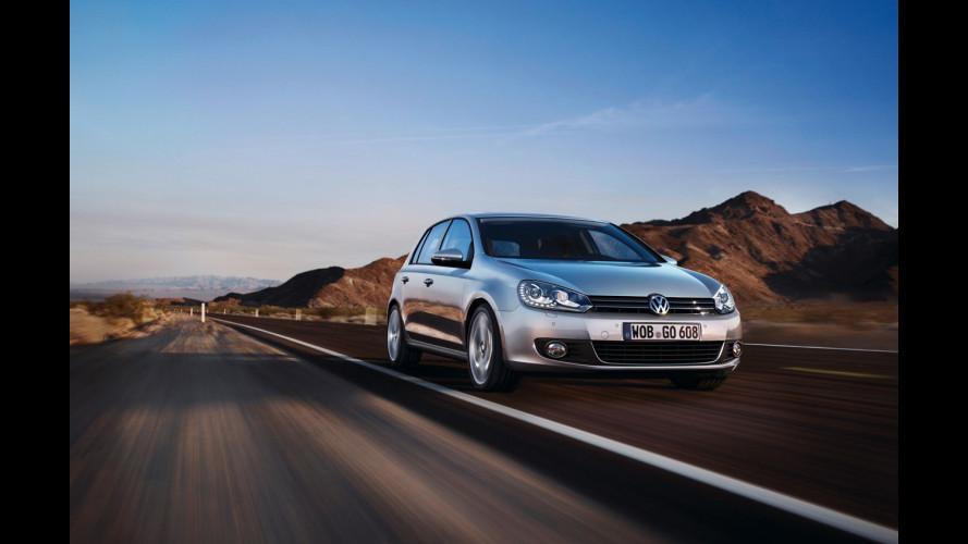 Luci diurne LED per Volkswagen Polo e Golf