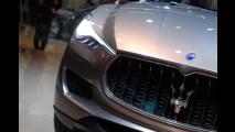 Maserati Kubang al Salone di Francoforte 2011