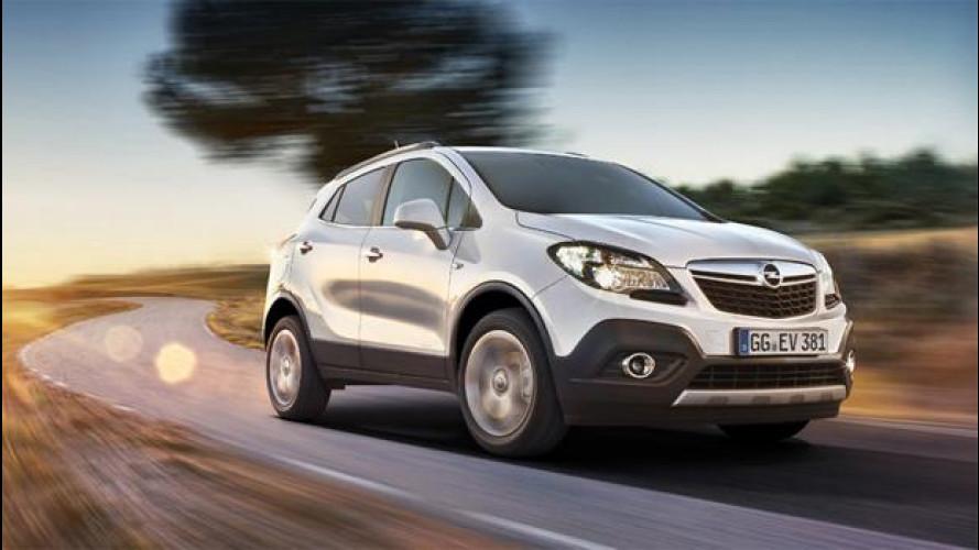 Opel Mokka: Toglietemi tutto, ma non il SUV