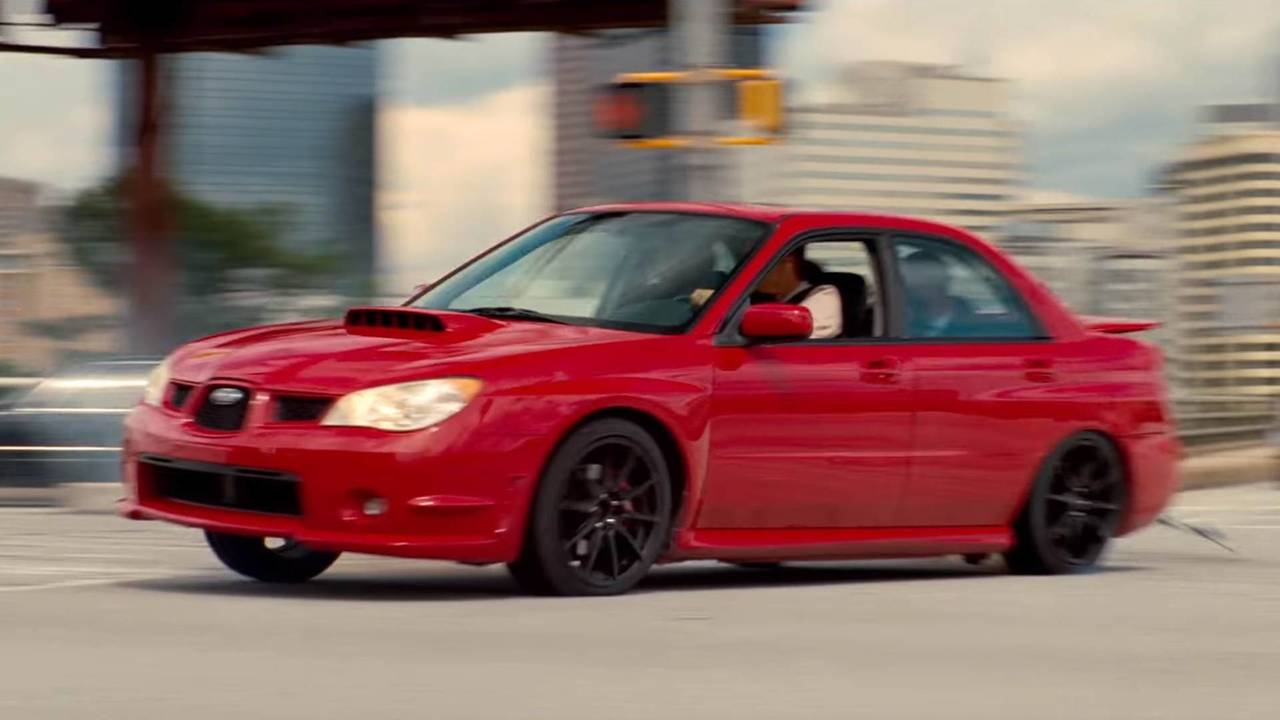 Subaru Impreza, Baby Driver