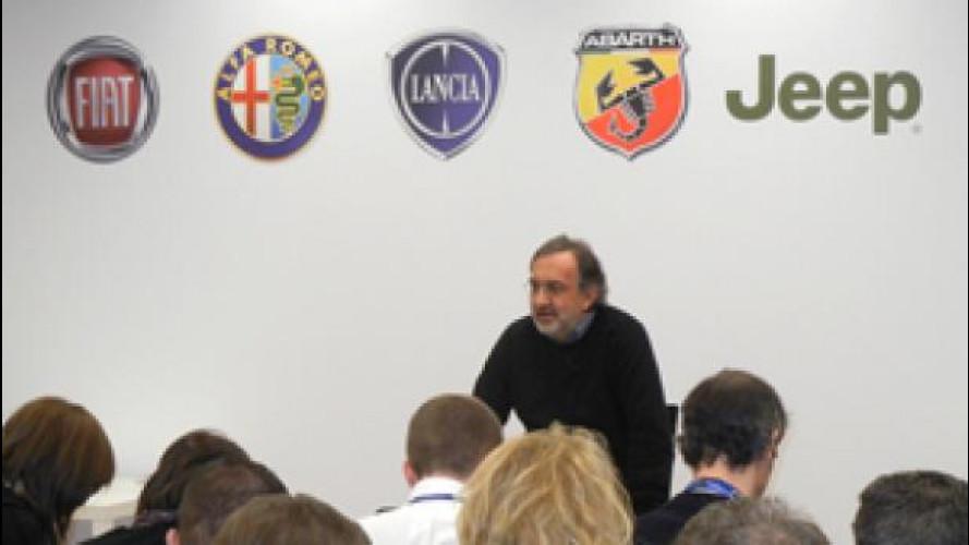Fiat-Chrysler, Sergio Marchionne se ne va nel 2017