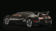 Bugatti Veyron Sang Noir Edition